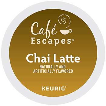 Chai Latte K-Cup® Pods, 24/BX