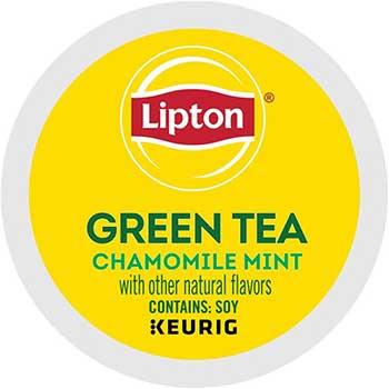 Green Tea Chamomile Mint K-Cup® Pods, 24/BX