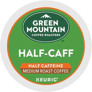 Half-Caff Coffee K-Cup® Pods, 24/BX