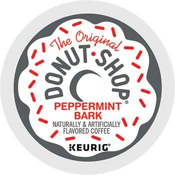 K-Cup® Pods, Peppermint Bark, 24/BX