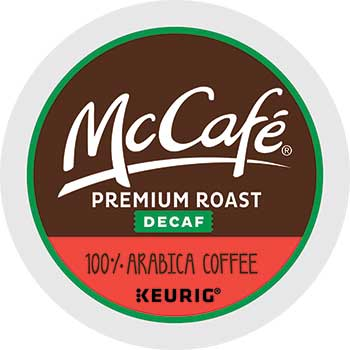 Premium Roast Decaf Coffee K-Cup® Pods, 24/BX