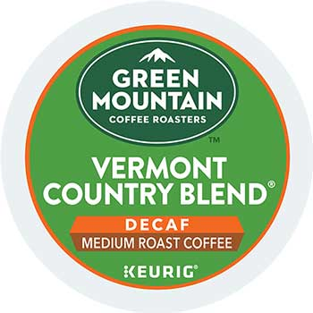 Vermont Country Blend® Decaf Coffee K-Cup® Pods, 24/BX