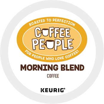 Morning Blend Coffee K-Cup® Pods, 24/BX