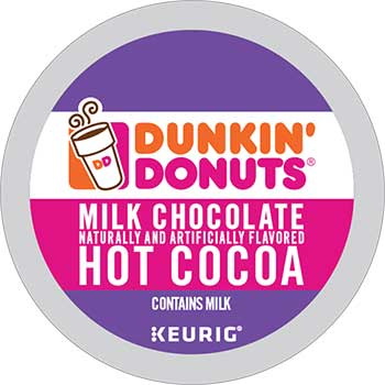 Hot Cocoa K-Cup® Pods, 24/BX