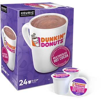 Hot Cocoa K-Cup® Pods, 24/BX, 4 BX/CT