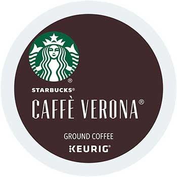 Caffé Verona® Coffee K-Cup® Pods, 24/BX, 4 BX/CT