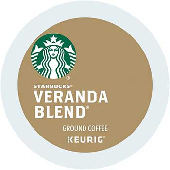 Veranda Blend® Coffee K-Cups Pods, 24/BX, 4 BX/CT