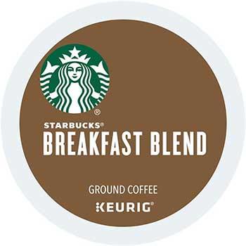 Breakfast Blend K-Cup® Pods, 24/BX