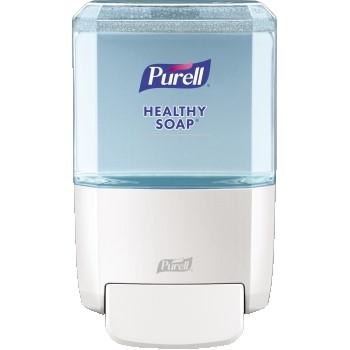 PURELL® ES4 Push-Style Soap Dispenser, 1200 mL, White