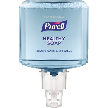 PURELL® ES4 HEALTHY SOAP® Naturally Clean Foam Refill, Fragrance-Free, 1200 mL, 2/CT