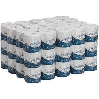 Embossed Toilet Paper by GP Pro, 2-Ply, 400 Sheets, 60 RL/CT
