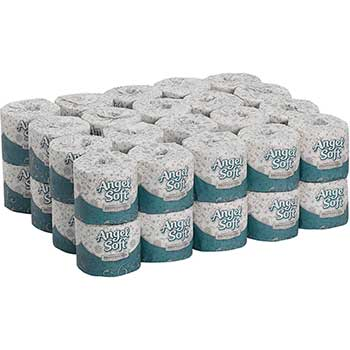 Premium Embossed Toilet Paper by GP Pro, 2-Ply, 450 Sheets, 40 RL/CT