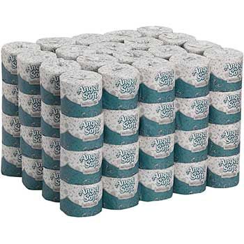 Premium Embossed Toilet Paper by GP Pro, 2-Ply, 450 Sheets, 80 RL/CT
