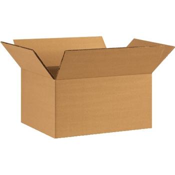 """W.B. Mason Co. Double Wall boxes, 11 1/4"""" x 8 3/4"""" x 6"""", Kraft, 15/BD"""