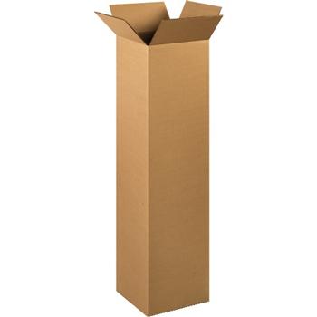 """W.B. Mason Co. Double Wall boxes, 12"""" x 12"""" x 48"""", Kraft, 10/BD"""