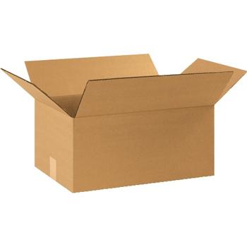 "W.B. Mason Co. Heavy-Duty boxes, 15"" x 12"" x 10"", Kraft, 25/BD"