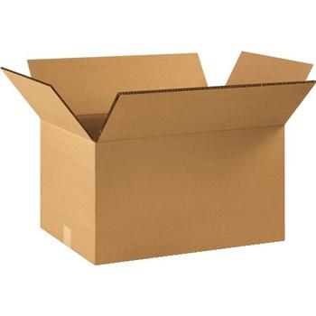 """W.B. Mason Co. Double Wall boxes, 28"""" x 18"""" x 18"""", Kraft, 10/BD"""