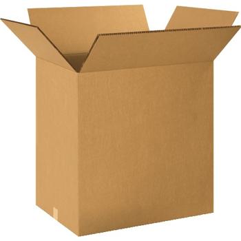 """W.B. Mason Co. Double Wall boxes, 24"""" x 18"""" x 24"""", Kraft, 15/BD"""