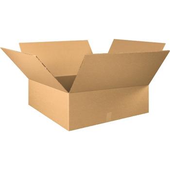 """Double Wall boxes, 30"""" x 30"""" x 12"""", Kraft, 5/BD"""