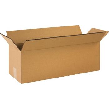 """W.B. Mason Co. Double Wall boxes, 48"""" x 16"""" x 16"""", Kraft, 10/BD"""
