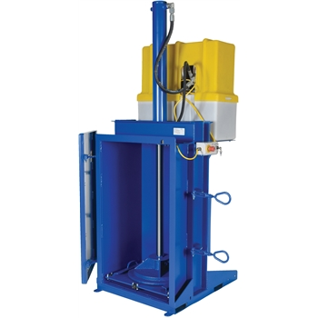 Hydraulic Drum Crusher/Compactor, 460 V, 3 Phase
