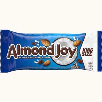 Almond Joy® King Size Bar, 3.2 oz., 18/BX