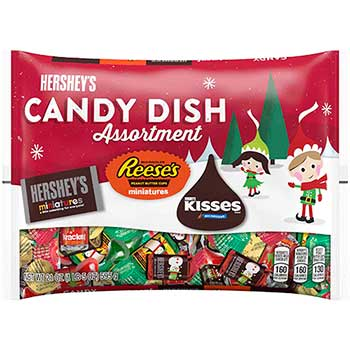Hershey's® Holiday Candy Dish Assortment, 21 oz. Bag