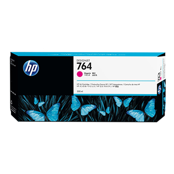 HP 764, (C1Q14A) Magenta DesignJet Ink Cartridge