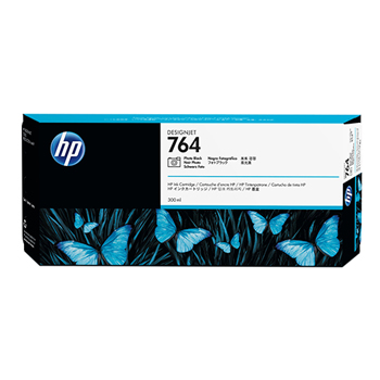 HP 764, (C1Q17A) Photo Black DesignJet Ink Cartridge