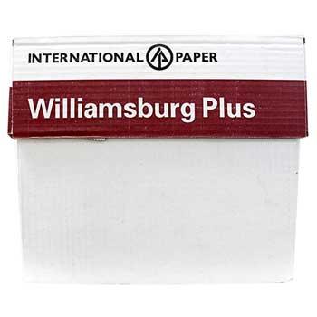 """Hammermill® Williamsburg Offset & Return Postcard, 94 Bright, 70 lb, 8 1/2"""" x 11"""", 4,000/CS"""