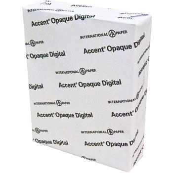 """Accent® Opaque Digital Paper, 8 1/2"""" x 11"""", 70 LB, 500/RM, 8 RM/CT"""