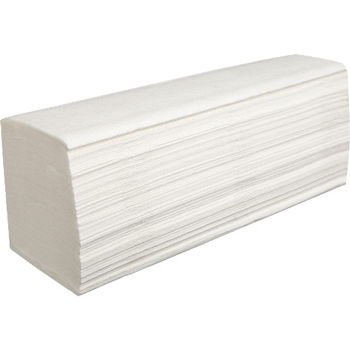 Heavenly Soft® C-Fold Towel, 1-Ply, White, 2,400/CT