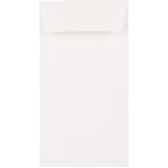 "6 1/2"" x 9 1/2"" Open End Catalog Commercial Envelopes, White, 50/PK"
