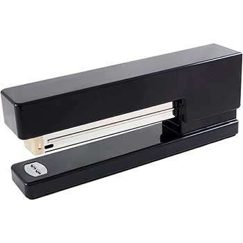 JAM Paper® Modern Desk Stapler, Black