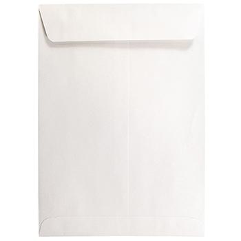 "Open End Catalog Commercial Envelopes, 7 1/2"" x 10 1/2"", White, 500/BX"