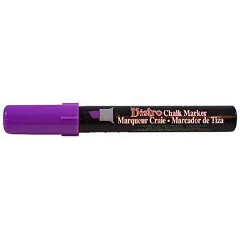 JAM Paper Chalk Markers, Chisel Tip, Purple