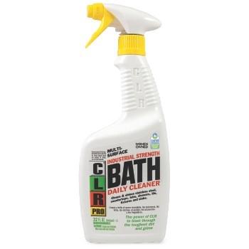 Industrial Strength Bath Daily Cleaner, 32 oz. Spray Bottle, Light Lavender Scent