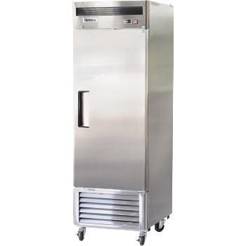 One Door Stainless Steel Reach-In Commercial Refrigerator