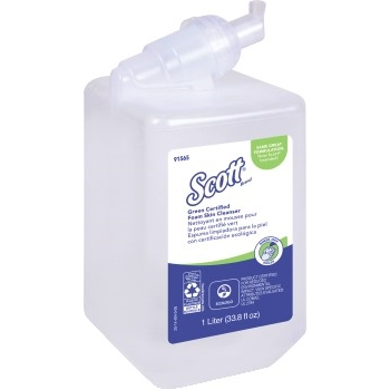 Hand Cleanser Refill, Unscented, 1000 mL Bottle