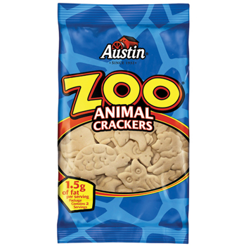 Animal Crackers, 80/CS