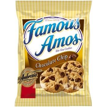 Chocolate Chip Cookies, 2 oz., 60/CS