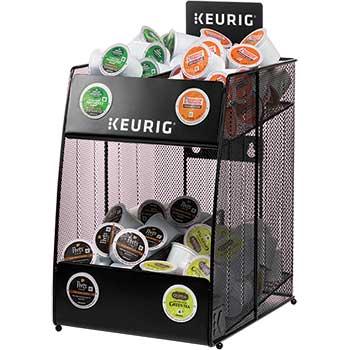 K-Cup® Pod Storage Rack, 4-Sleeve