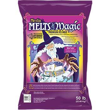 Ice Melt, 50 lb. Bag