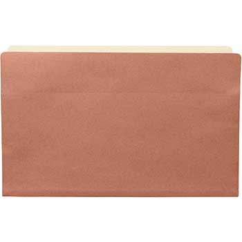 "Star Filing File Pocket, 14.75"" x 9.5"" x 3.5"", Paper Gusset"