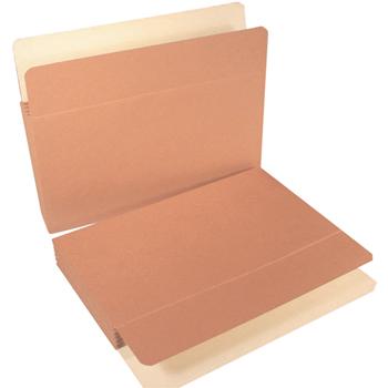 "File Pocket, 11.75"" x 9.5"" x 3.5"", Paper Gusset, 25/BX"