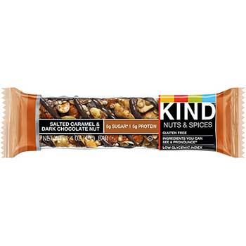 Salted Caramel & Dark Chocolate Nut, 1.4 oz., 12/PK