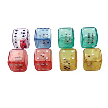 Koplow Games Double Dice, 8/ST