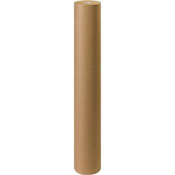 """W.B. Mason Co. Kraft Paper Roll, 60#, 60"""", Kraft"""
