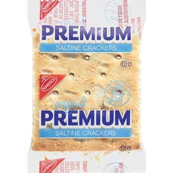 Nabisco® Saltine Crackers, 2 oz. Pack, 300/CS