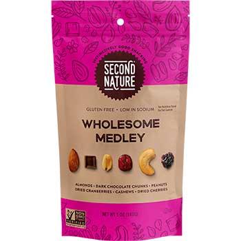 Second Nature Wholesome Medley, 5 oz. Bag, 12/CS